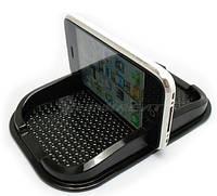 Силиконовый коврик держатель для телефона, GPS, смартфона, липкий коврик
