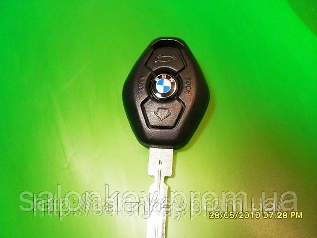 Сделать Чип Ключ Bmw E60