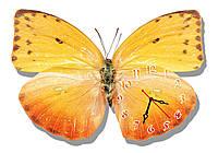 """Настенные часы """"бабочки"""" (30х45 см), часы для дома, часы для детской"""