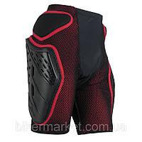Защитные шорты Alpinestars Bionic Freeride черно-красные