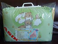 Охранка (защита) в детскую кроватку № 41