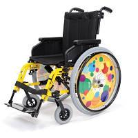 Активная инвалидная коляска FOX TANGO Kury