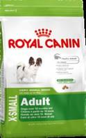 ROYAL CANIN (РОЯЛ КАНИН) X-Small Adult 1,5КГ (для взрослых собак миниатюрных размеров)