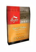 Orijen Cat&Kitten 2,27кг корм для всех пород котов и котят