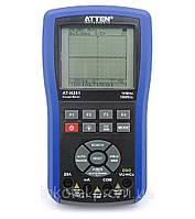 AT H201 портативный одноканальный цифровой осциллограф 10МГц
