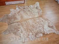 Шкура коровы коричнево-белая 05