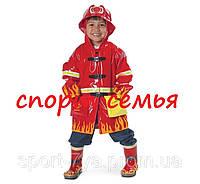 """Плащ детский """"Пожарник"""""""