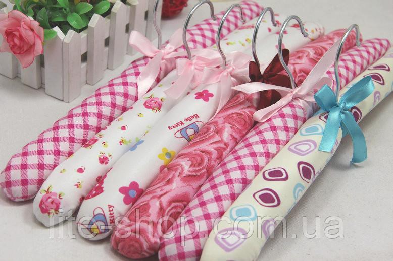 Красивые вешалки для одежды