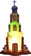 Соляной светильник Церковь 14-18 кг