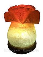 Солевая лампа Роза 3-4 кг