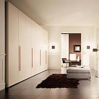 Модульный шкаф для гостиной белый