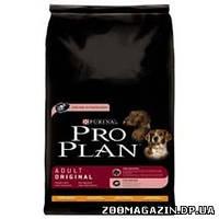 PRO PLAN (ПРО ПЛАН) Adult Original Chicken 3кг - корм для взрослых собак всех пород