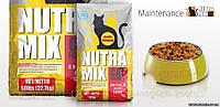 Nutra Mix MAINTENANCE Adult Cat 9,07 кг корм для кастрированных кошек
