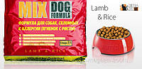 NUTRA MIX (Нутра Микс) LAMB MEAL & RICE 3кг. для собак