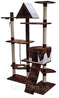 Когтеточка, домики, дряпка для кошек I39 180 см