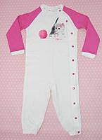 """Комбинезон - пижама детская для девочки 86 размера. """"Prenatal"""""""