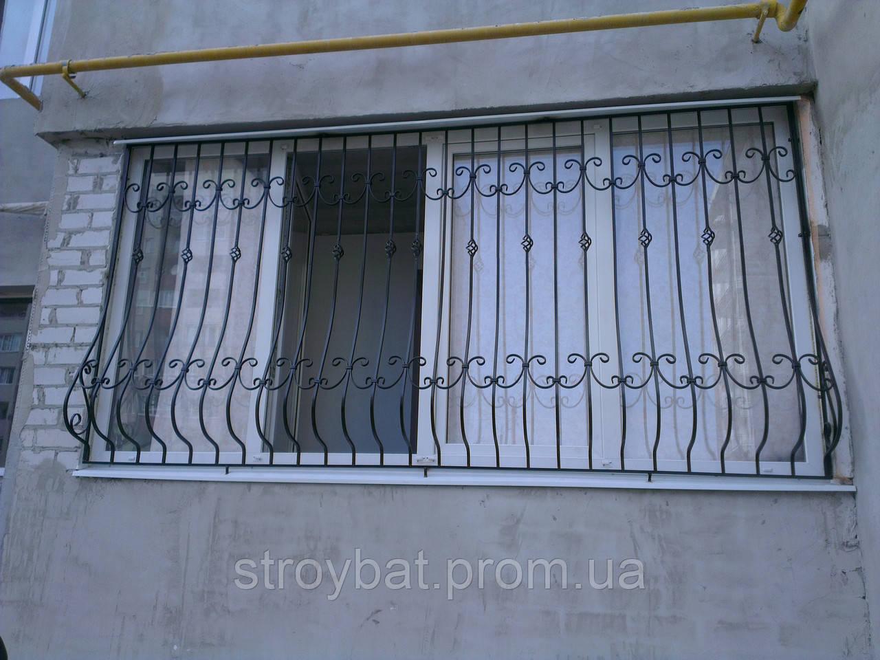 """Купить установка решеток на балкон в харькове от компании """"с."""