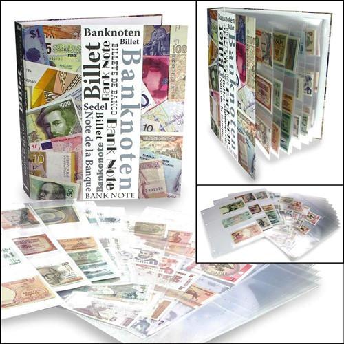 Альбом для банкнот и монет (Сделано в ...: alex-sales.com.ua/p29438023-albom-dlya-banknot.html