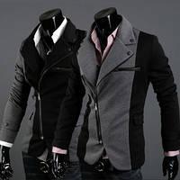 Мужской пиджак. Мужская стильная кофта.