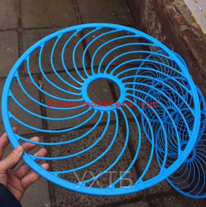 Кольцо для сети своими руками