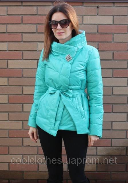 Женские куртки весна 2017 на синтепоне