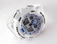 Часы спортивные G-Shock белый цвет