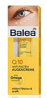Крем против морщин для кожи вокруг глаз Balea anti-falten Augencreme Q10