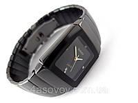 Мужские часы RADO  high-tech керамика, черные, не царапаются