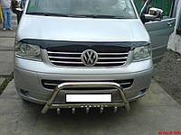 Дефлектор капота- мухобойка Volkswagen Transporter T6