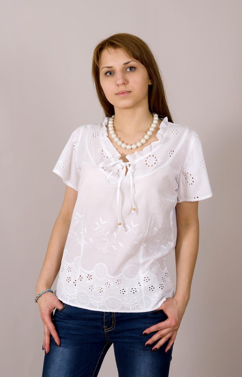 Романтическая Блузка В Самаре