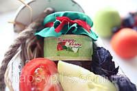 Конфитюр из помидор с базиликом и яблоком (200 мл)