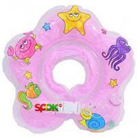 Круг на шею для купания младенцев, разные цвета