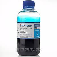 Чернила ink-mate CIM-810, Cyan, 200 г, водные, для Canon