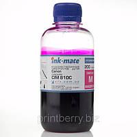 Чернила ink-mate CIM-810, Magenta, 200 г, водные, для Canon
