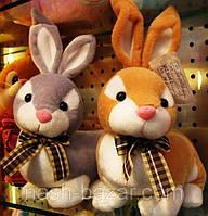 Мягкая игрушка-копилка кролик