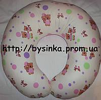 Cменная наволочка на подушку для беременных и кормления
