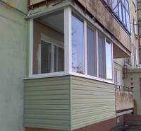 Остекление балконов в Макеевке