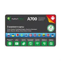 GPS-навигатор Navitel A700 (СНГ+Европа)