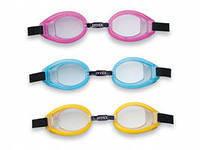 Intex 55608 Очки для плавания  детские