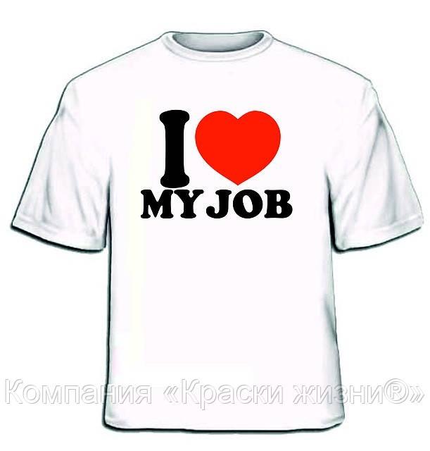 печать на футболке в полтаве