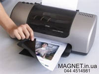 Магнитная бумага глянцевая, лист А4