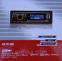 Автомагнитола Pioneer MP3 DEH-P3118UB