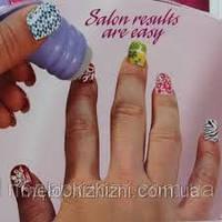 Набор Salon Express для росписи ногтей