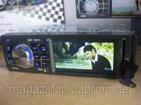 """Автомагнитола Pioneer 3027 1DIN с экраном 3,6"""""""