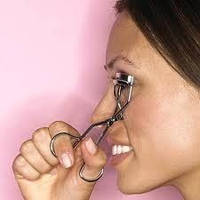 Горячие щипцы для завивки ресниц EyeLash Curler