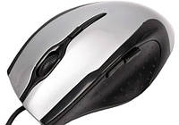 USB проводная оптическая мышка мышь MC-222 Grey, купить USB проводная оптическая мышка мышь MC-222 Grey