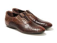 Модные туфли мужские Etor