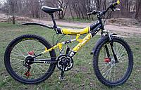 Горный велосипед Azimut Tornado