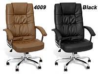 Офисное кожаное кресло EKO 7430 2 цвета