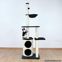 """Игровой городок когтеточка для кошки Trixie TX-43667 """"Maqueda"""", 192см"""